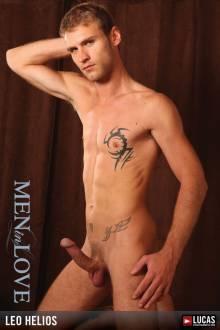 Leo Helios - Gay Model - Lucas Entertainment
