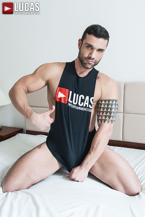 Letterio Amadeo - Gay Model - Lucas Entertainment