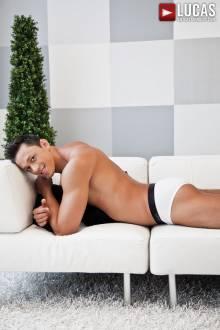 Logan Novak - Gay Model - Lucas Entertainment