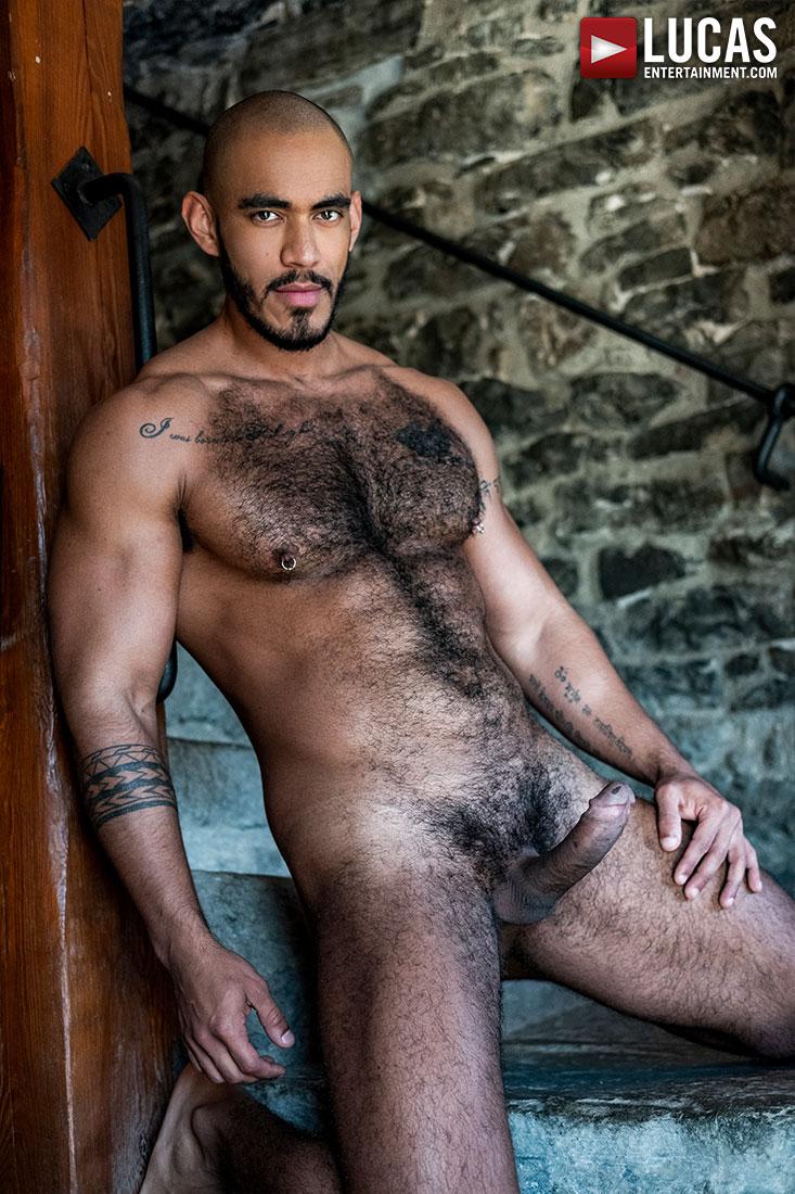 Louis Ricaute - Gay Model - Lucas Entertainment
