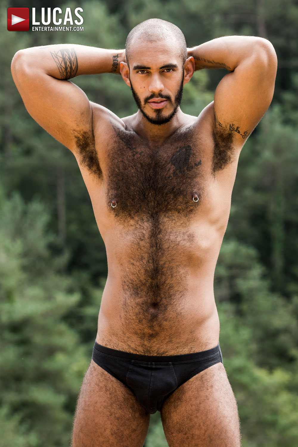 Louis Ricaute - Gay Model - Lucas Entertainment