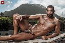 Lucas Fox - Gay Model - Lucas Entertainment