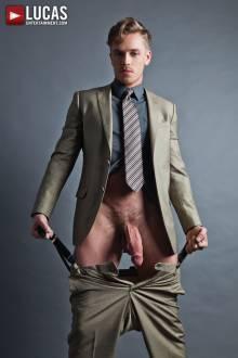 Lucas Knight - Gay Model - Lucas Entertainment