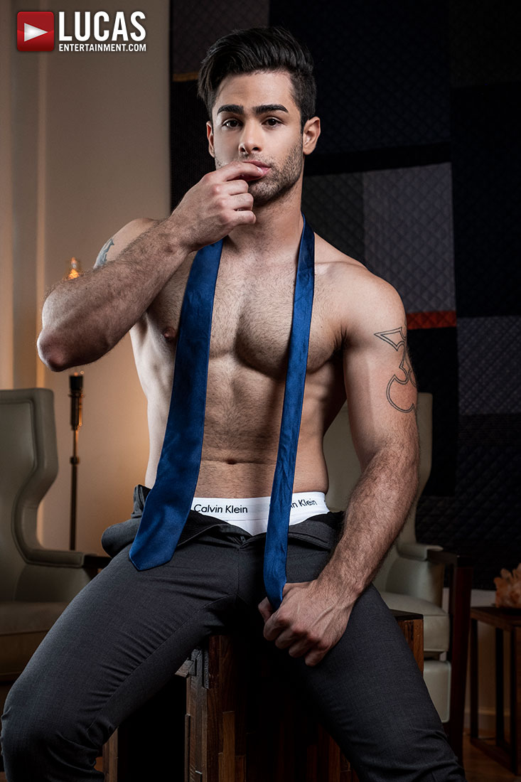 Lucas Leon - Gay Model - Lucas Entertainment