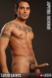 Lucio Saints - Gay Model - Lucas Entertainment