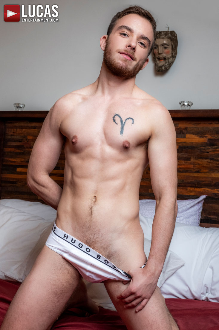 Luke Hudson - Gay Model - Lucas Entertainment