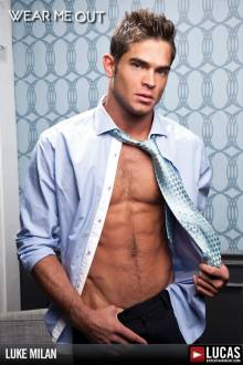Luke Milan - Gay Model - Lucas Entertainment