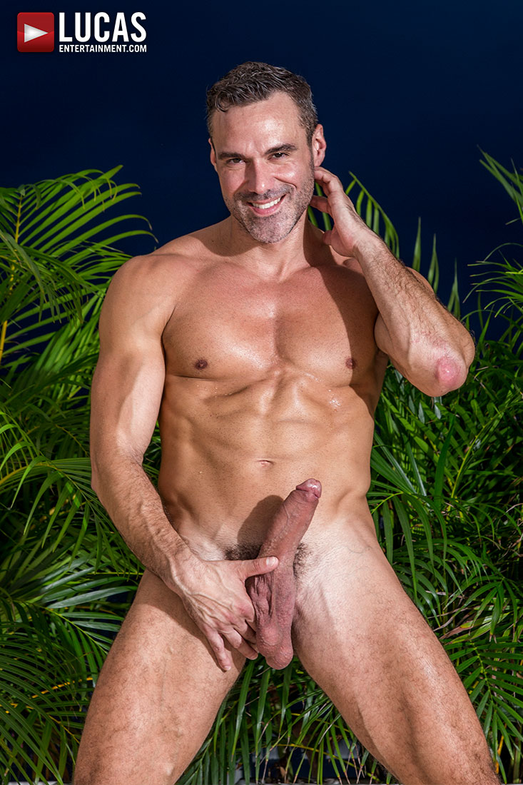 Manuel DeBoxer - Gay Model - Lucas Entertainment