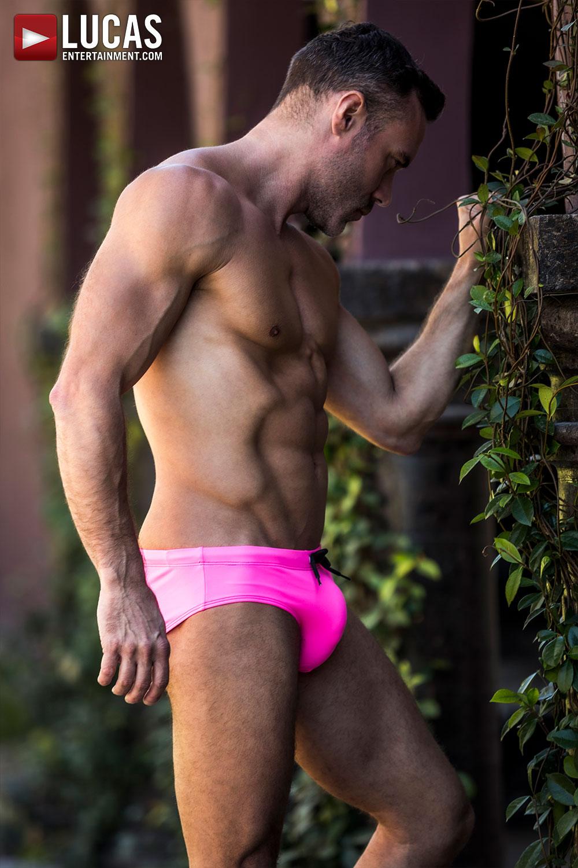 Manuel Skye - Gay Model - Lucas Entertainment