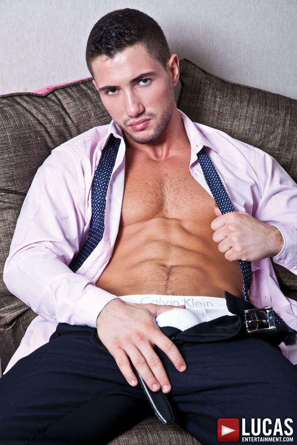 Marco Rubi - Gay Model - Lucas Entertainment