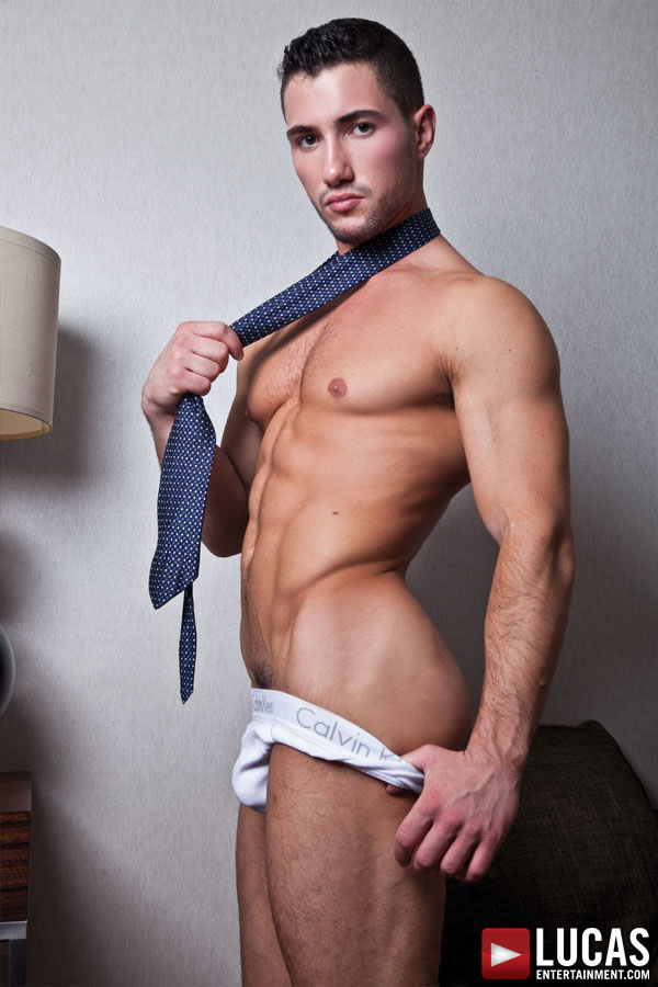 Marco Rubi - Gay Model - Lucas Entertainment