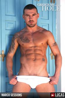 Marco Sessions - Gay Model - Lucas Entertainment