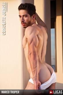 Marco Troper - Gay Model - Lucas Entertainment