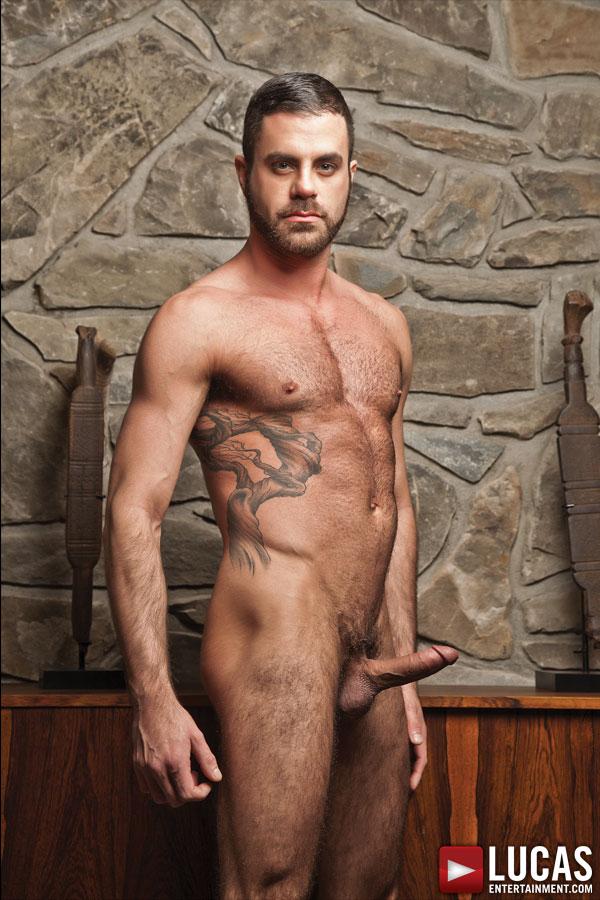 Marcus Isaacs - Gay Model - Lucas Entertainment