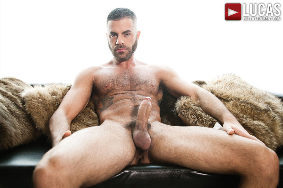 Marcus Isaacs - Gay Model - Lucas Entertainment