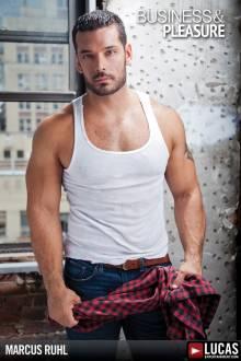 Marcus Ruhl - Gay Model - Lucas Entertainment
