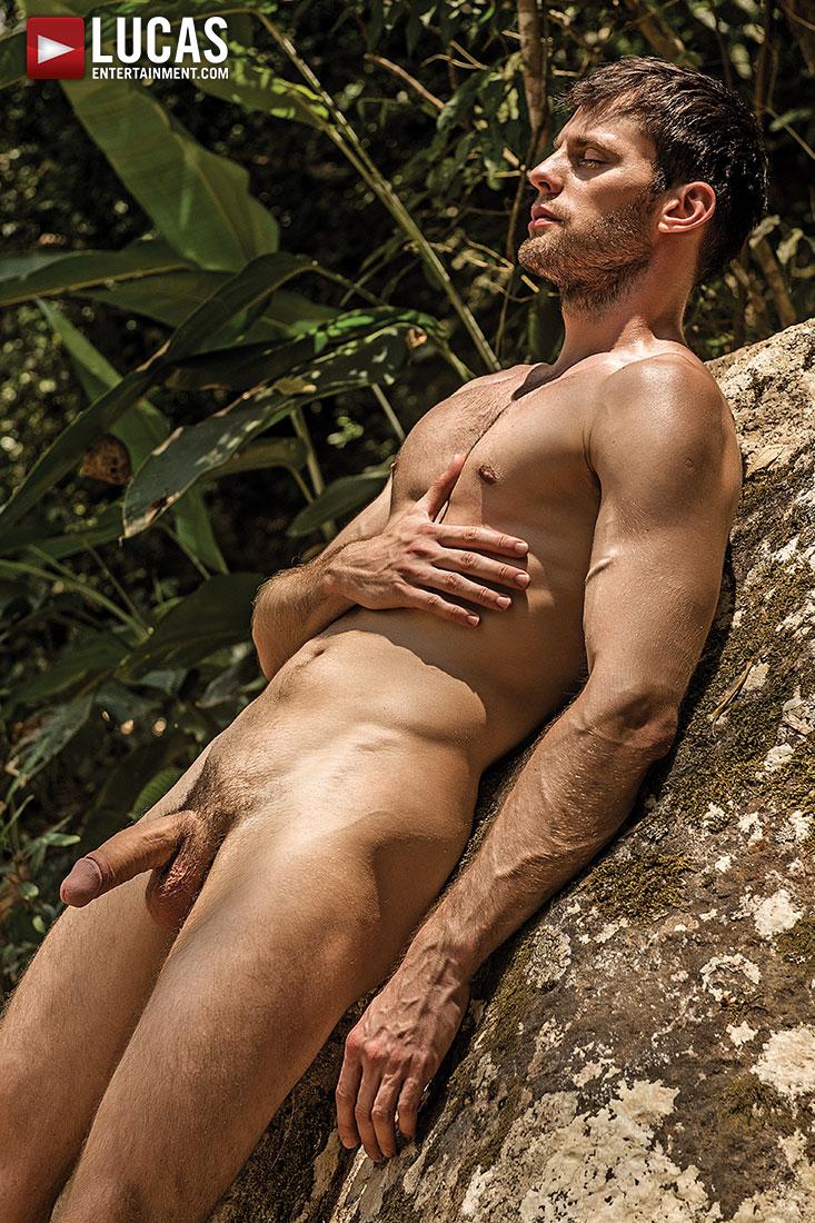 Mark Edwin - Gay Model - Lucas Entertainment