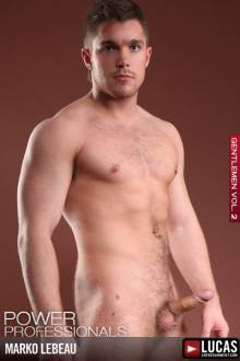 Marko Lebeau - Gay Model - Lucas Entertainment