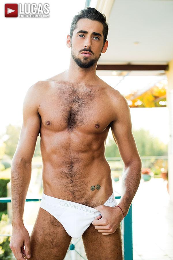 Massimo Piano - Gay Model - Lucas Entertainment