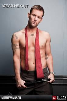 Mathew Mason - Gay Model - Lucas Entertainment