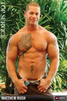 Matthew Rush - Gay Model - Lucas Entertainment