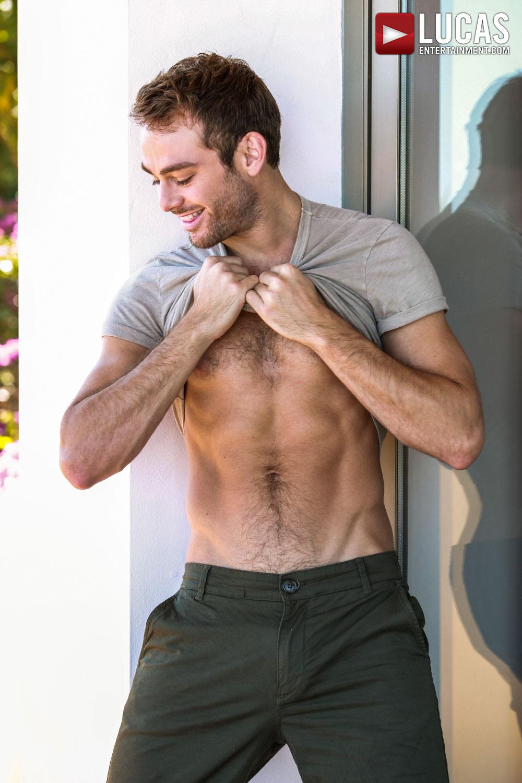 Max Adonis - Gay Model - Lucas Entertainment