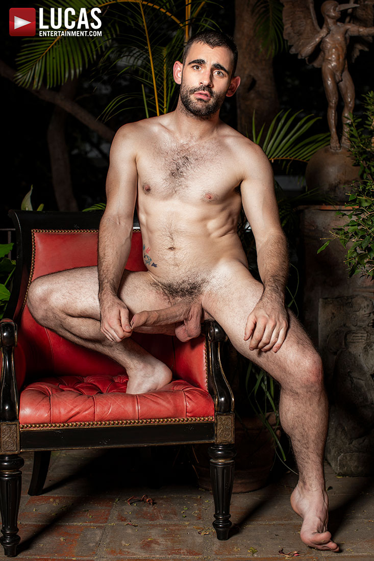 Max Arion - Gay Model - Lucas Entertainment