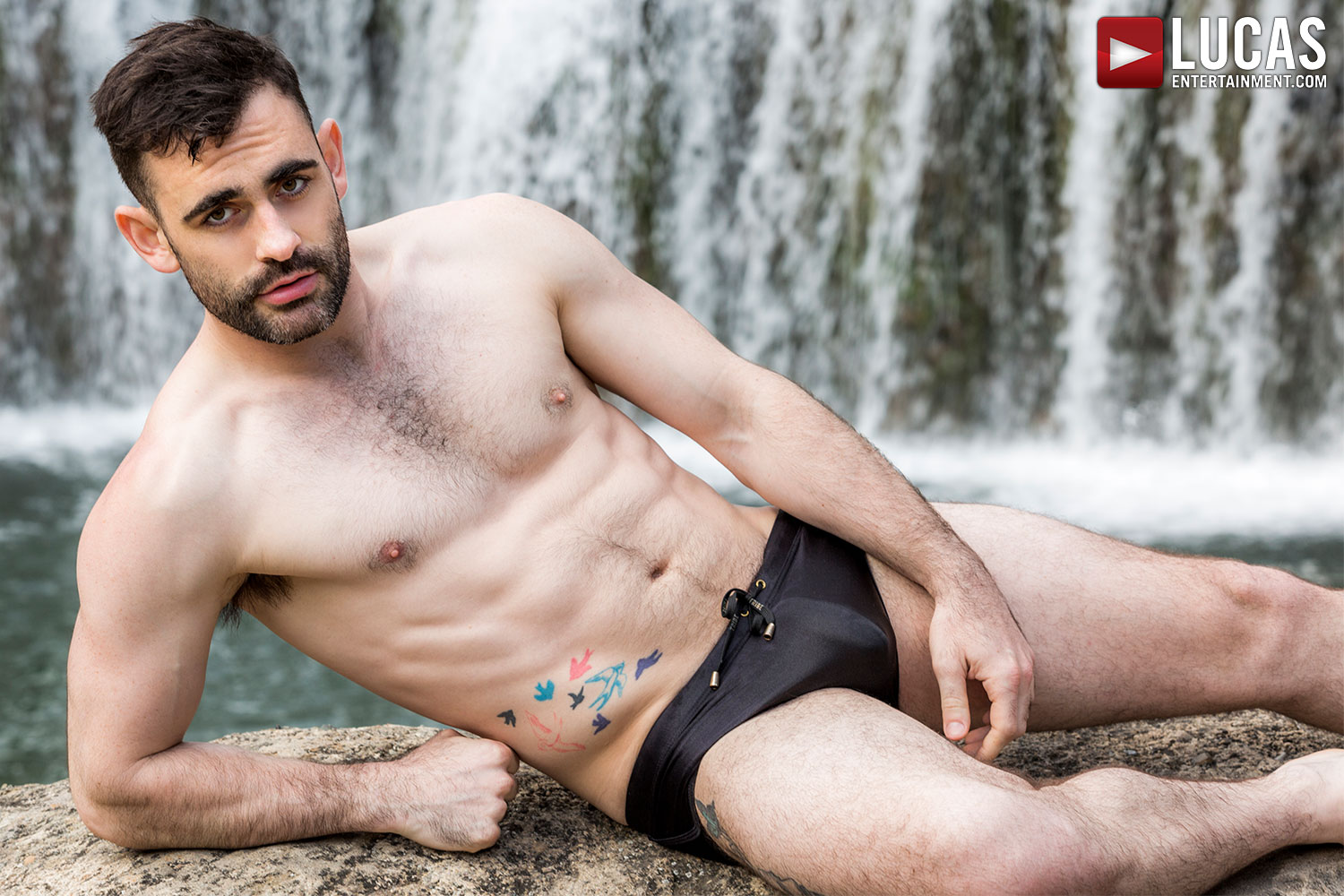 Max Arion - Gay Model - Lucas Entertainment