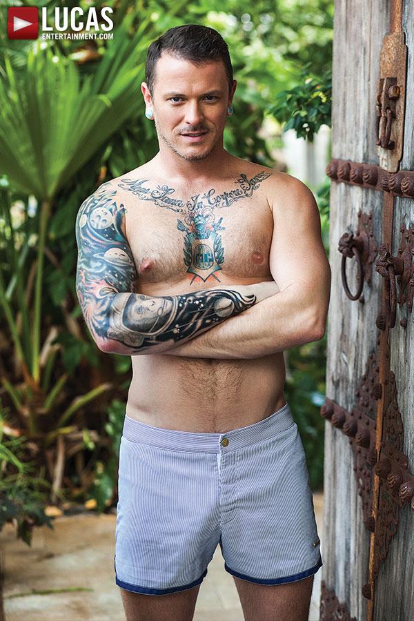 Max Cameron - Gay Model - Lucas Entertainment