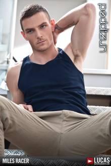 Miles Racer - Gay Model - Lucas Entertainment