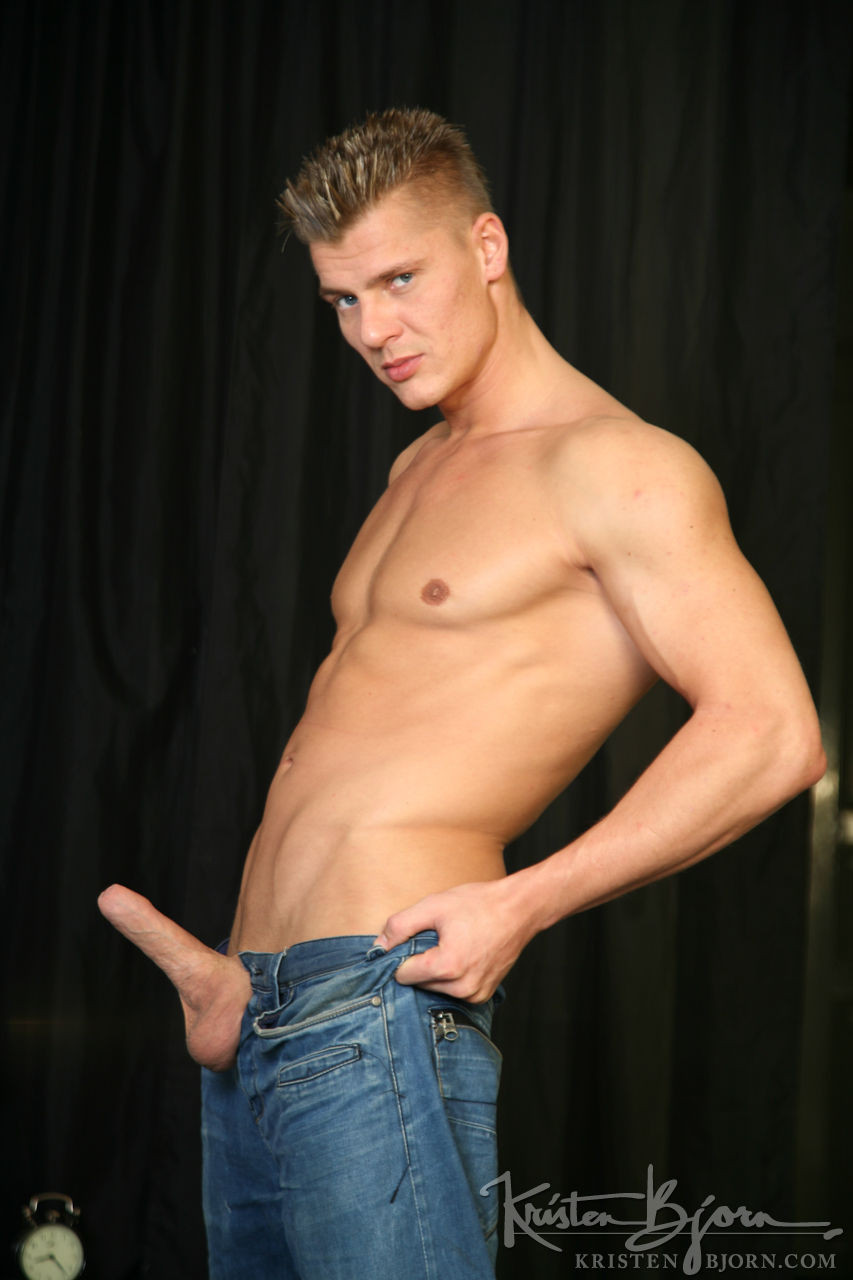 Mirek Ceslar - Gay Model - Lucas Entertainment