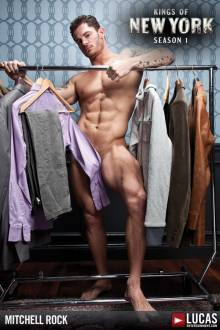 Mitchell Rock - Gay Model - Lucas Entertainment