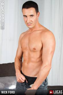 Nick Ford - Gay Model - Lucas Entertainment