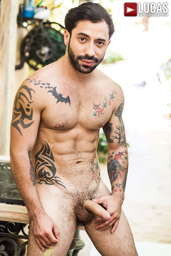 Nick Cross - Gay Model - Lucas Entertainment