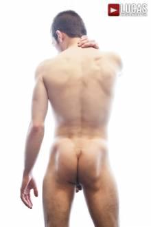 Nick Gavin - Gay Model - Lucas Entertainment