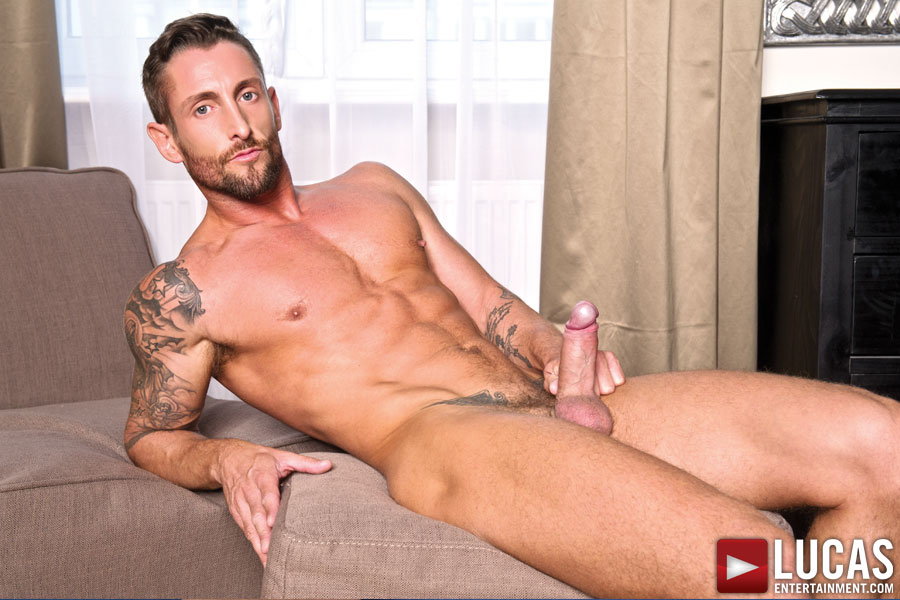 Nick North - Gay Model - Lucas Entertainment