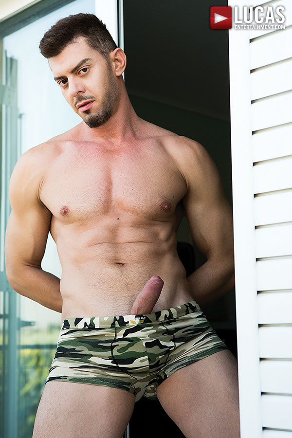 Nico Deen - Gay Model - Lucas Entertainment
