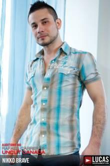Nikko Brave - Gay Model - Lucas Entertainment