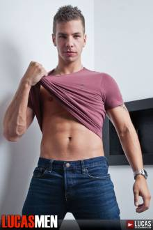 Paul Walker - Gay Model - Lucas Entertainment