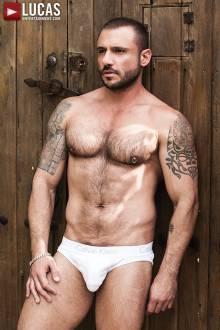 Pedro Andreas - Gay Model - Lucas Entertainment