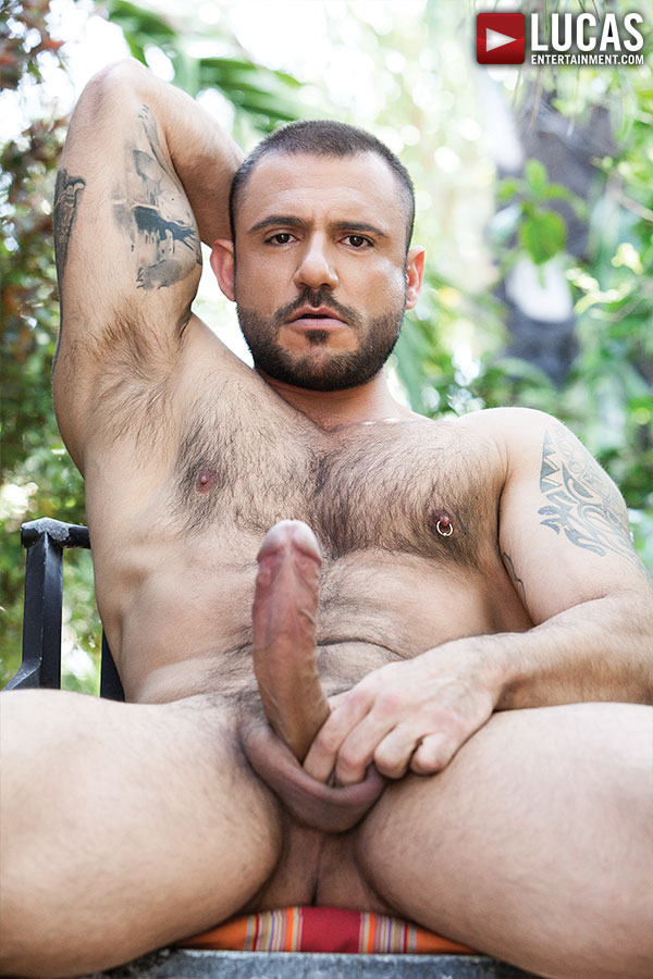Pedro Andreas - Gay Model - Lucas Entertainment