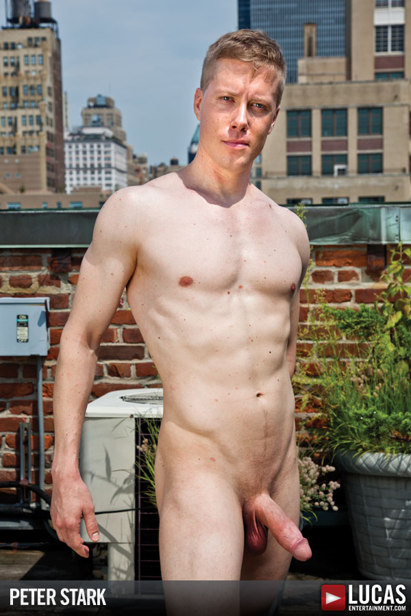 Peter Stark - Gay Model - Lucas Entertainment