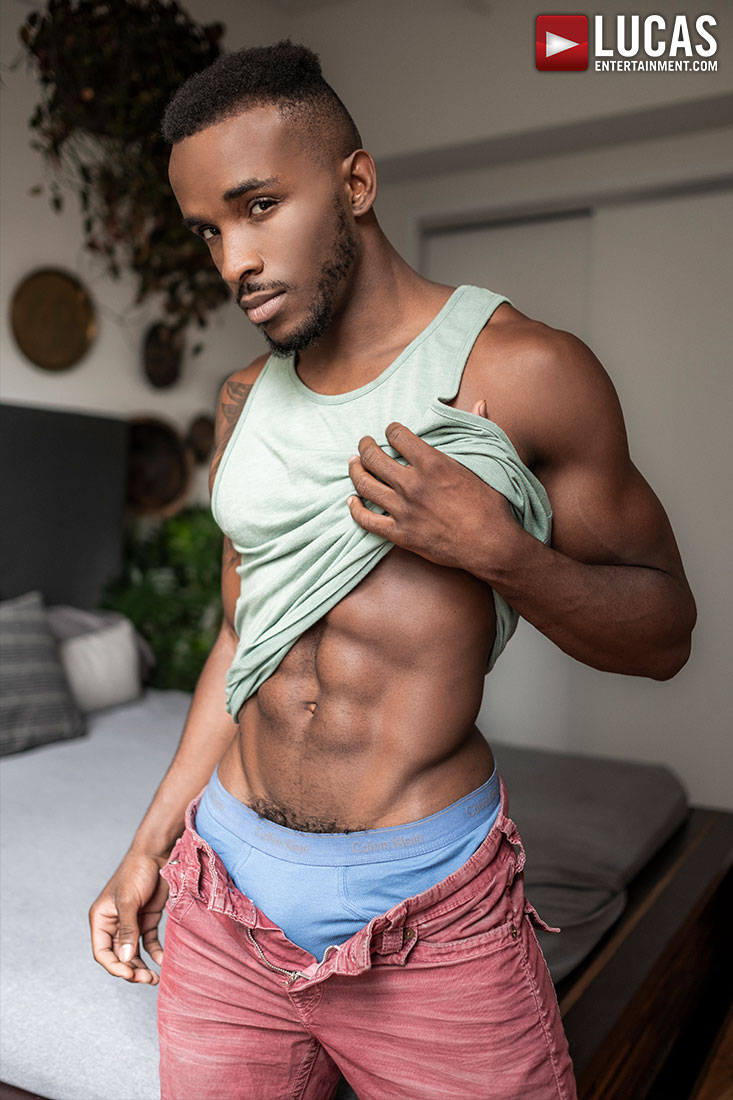 Pheonix Fellington - Gay Model - Lucas Entertainment