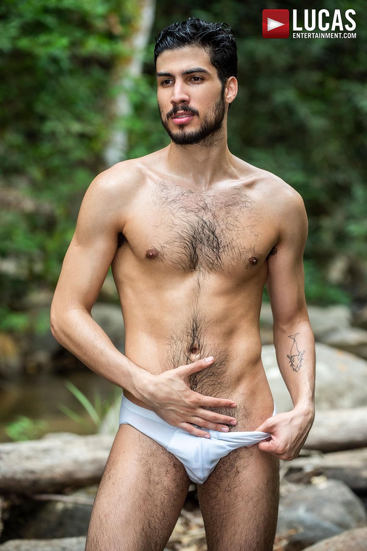 Pietro Siren - Gay Model - Lucas Entertainment