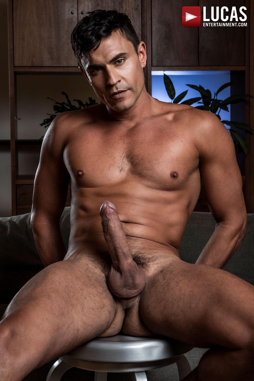Rafael Carreras - Gay Model - Lucas Entertainment