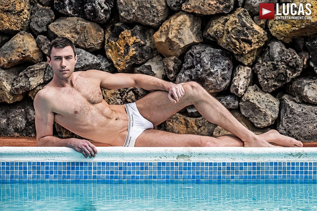 Ralph Novak - Gay Model - Lucas Entertainment