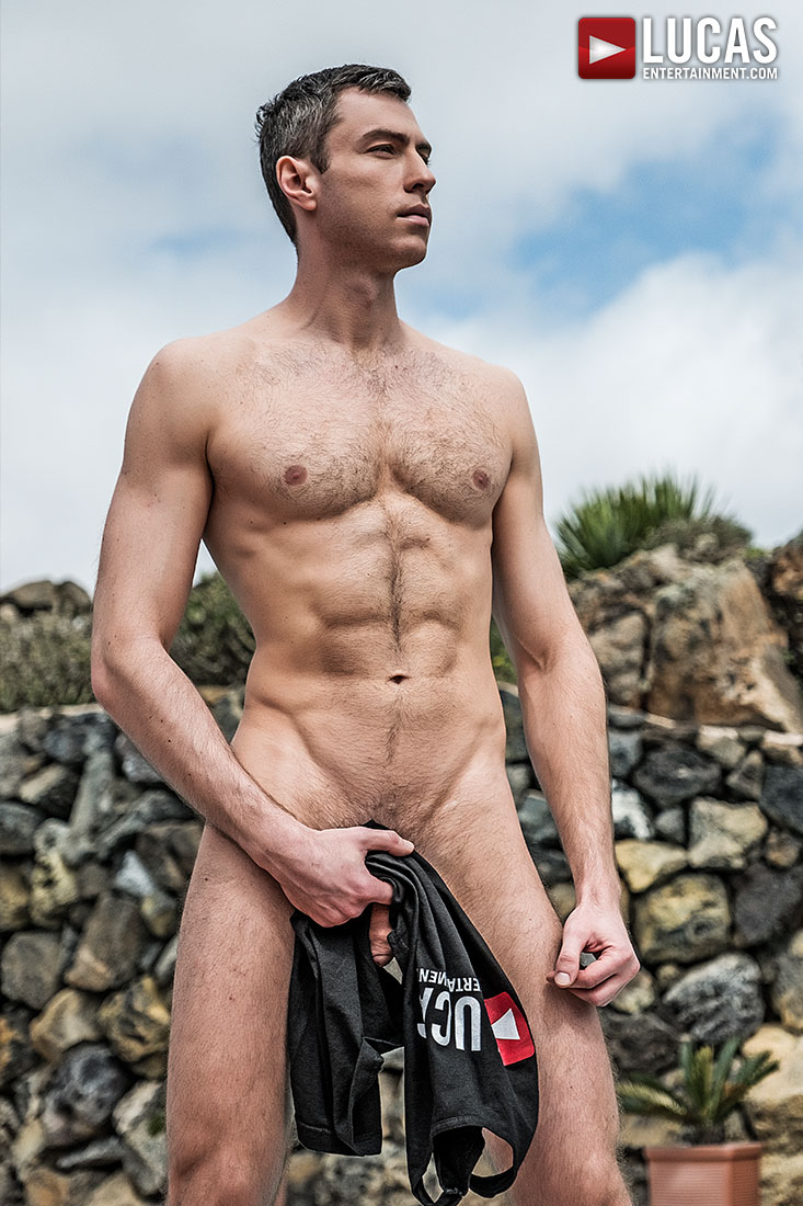 Ralph Novak - Gay Model - Lucas Entertainment