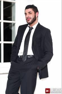 Raul Korso - Gay Model - Lucas Entertainment