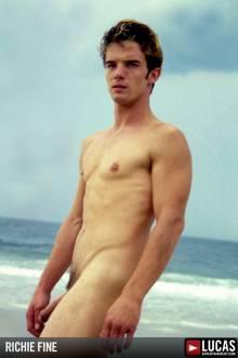 Richie Fine - Gay Model - Lucas Entertainment