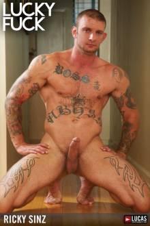 Ricky Sinz - Gay Model - Lucas Entertainment